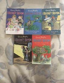 The Secret Seven (Books 1 to 5)