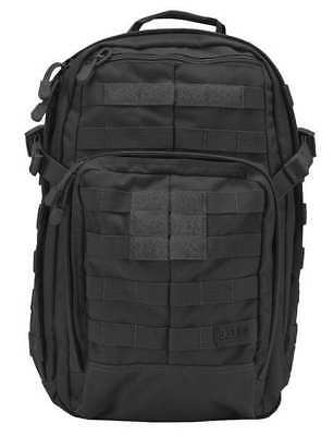 Backpack, Rush 12, Black 5.11 TACTICAL 56892