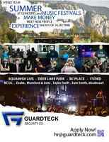 Squamish Valley Music Festival - Apply Now!