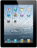 iPad 2,3, and 4 screen repair Only $109 !