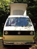 Westfalia 1981 air cooled