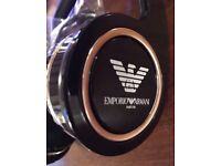 Brand New Boxed Limited Edition Genuine Emporio Armani Headphones Can Deliver