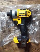 Brand New Dewalt 20 Max 1/4 Impact Driver  DCF885 (Bare Tool)