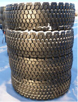 Brand New Hilo OTR Ice Gripper Tires and Forever Bobcat tires fo