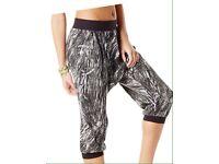 New Zumba pants size M