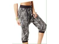 New Zumba pants size M