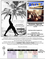 Yoga Classes - Summer Special
