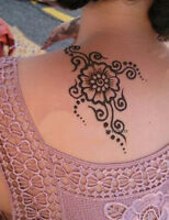 professional henna artist in Halifax for any occasion :)