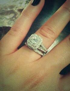 Michael Hill Diamond Ring