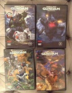Gundam 08th MS Team - complete anime series dvd