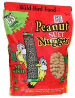 C & S Peanut Nuggets No waste and no seeds growing on your lawn