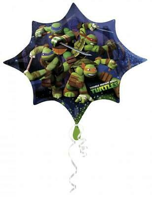 Ausverkauf Teenage Mutant Ninja Turtles Party 88.9cm Supershape Folienballon