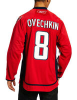 NHL Alexander Ovechkin NHL Player Jersey-New with Tags