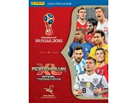 Russia World Cup 2018 Trading Cards Panini Adrenalyn XL SWAPS/TRADE