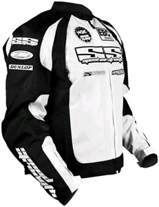 Selling motorcycle jacket and vest.
