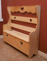 Child's Deacons Bench
