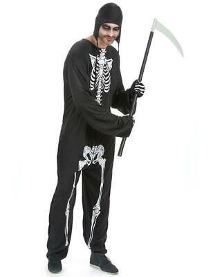 Costume HALLOWEEN vestito UOMO adulto abito FESTA calantone ste