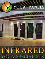 Commercial Infrared Yoga Panels