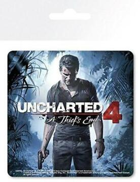 Uncharted 4 - Coaster (Merchandise)