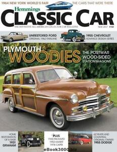 Hemmings Collector Car Magazine wanted.
