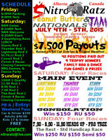5th Annual Peanut Butter and Jam Nationals