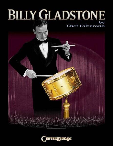 Billy Gladstone Percussion Book NEW 000001027