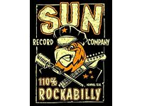 Musicians wanted to form a rockabilly band (playing Sun records stuff)