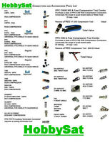 Connectors and Accessories