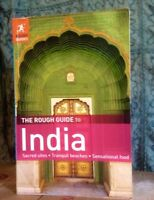 Rough Guide to INDIA guidebook