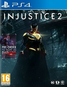 20$ injustice 2 PS4