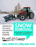 Citywide snow & Ice removal