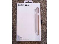 Iphone 7 Case Original Apple Tech21 --2m drop Proof- Impact resistance-Brand New