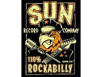 Singer (Lead Vocalist) wanted for rockabilly band