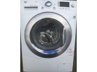 8kg Direct Drive Steam Washing Machine