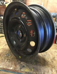 "4 x 14"" rims  - 4 hole Honda Civic rims like new"