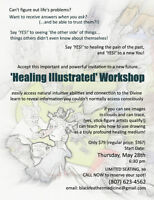 'Healing Illustrated' Workshop