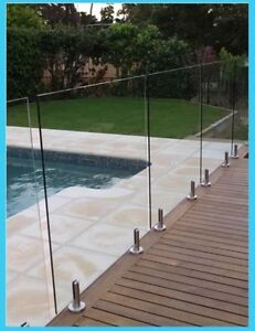 12mm Glass POOL FENCING Bayswater Knox Area Preview