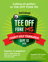 Tee Off Fore MS Charity Golf Tournament