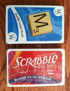 Scrabble Card Game-new! London Ontario image 2