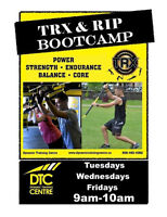 Daytime TRX BootCamp at DTC