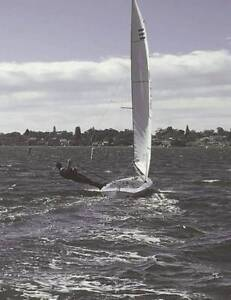 International CONTENDER Class racing dinghy Perth Perth City Area Preview
