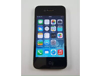 iPhone 4s Boxed on Voda Lebara Sainsbury Good Condition Can Deliver