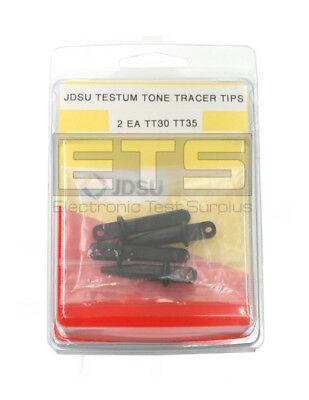 Jdsu Test-um Tt30 Tt35 Paddle Style Pointed Round Tips Tone Tracer Tt100 Tt300