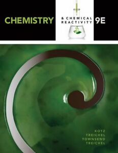 Chemistry Chemical & Reactivity 9th Edition