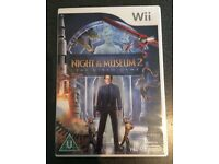 Wii Game Night At The Museum 2