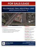 YELLOWHEAD TRAIL INDUSTRIAL LAND