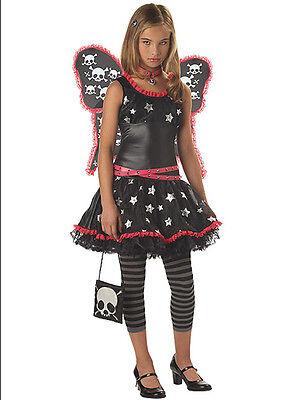 Strangeling Halloween Costumes (Strangeling Skulls and Stars tween kids Halloween)