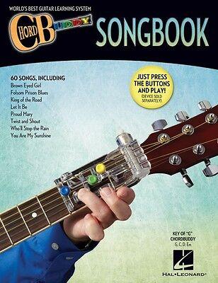 ChordBuddy Guitar Method Songbook - Chord Buddy Book NEW 000123998 on Rummage
