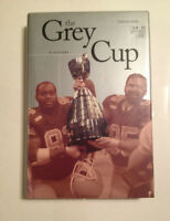 The Grey Cup: A History by Graham Kelly CFL Football Book