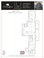 Penthouse Suites for August in BRAND NEW Luxury Midtown Rental
